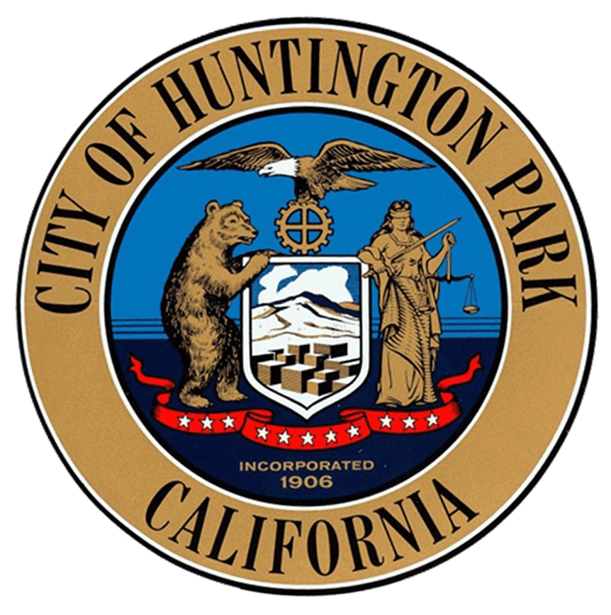 Huntington Park City Seal